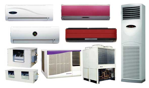 Types-of-Air-Conditioner